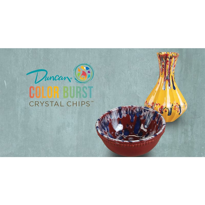 Color Burst Crystal Chips™