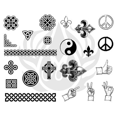 DSS-123 Symbols