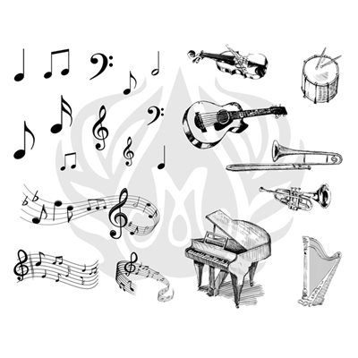 DSS-124 Music