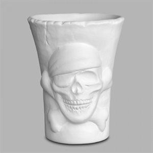 Skull / Crossbones Container