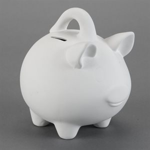Piggy Bank W / Handle