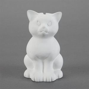 Sitting Kitty Bank
