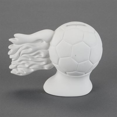 Hot Shot Soccer Ball Bank