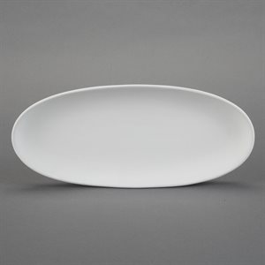 Medium Oval French Bread Plate