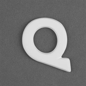 Letter Q Embellie