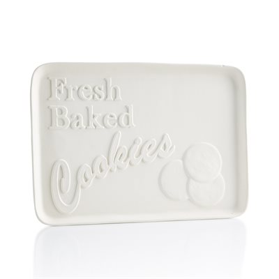 Fresh Baked Cookies Tray
