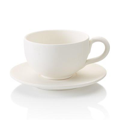 Cappuccino Mug & Saucer 16 on