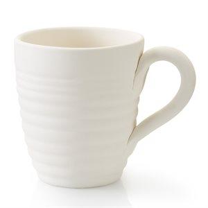 Hand Thrown Round Mug 16oz.