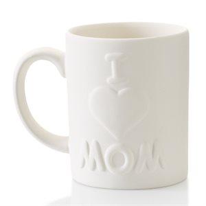 I Love Mom Mug 12 on