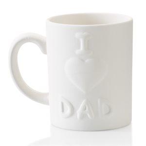 I Love Dad Mug 12 on