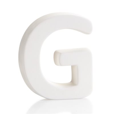 Standing / Hanging Letter G