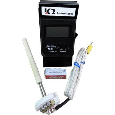 Pyrometer Digital