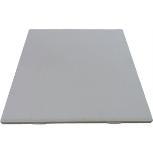 "Bisque Tile 6"" x 6"""