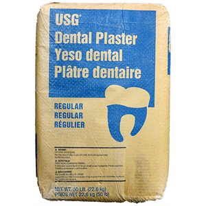 Dental Plaster Reguler