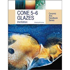 Cone 5-6 Glazes - 2nd Edition